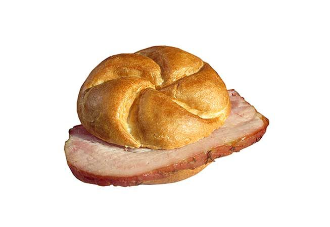 Caraway roast roll