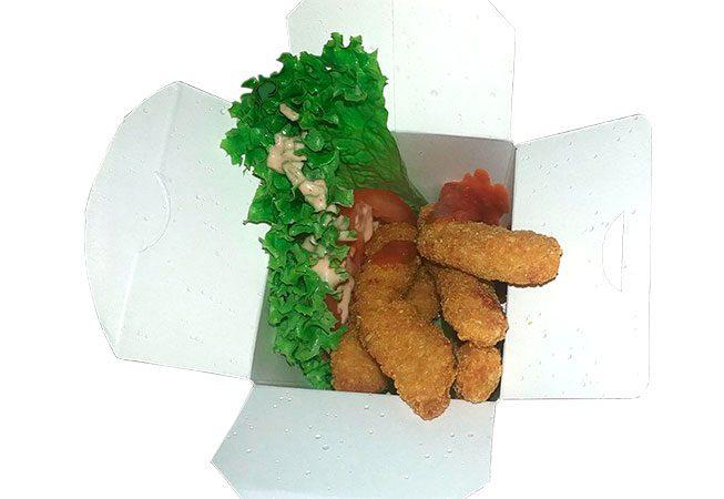 LEO Chicken Frites