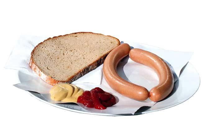 Frankfurter Würstelstand LEO