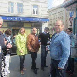 Norwegischer Besuch