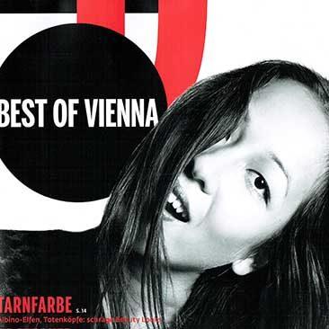 Best Of Vienna, Rubrik Essen & Trinken über Würstelstand LEO