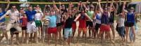 Beachvolleyballcup gesponsert von Würstelstand LEO
