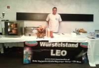 Catering Sommerfest Würstelstand LEO