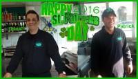 Happy St.Patricks Day wünscht Würstelstand LEO