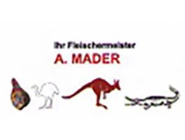 Fleischerei Andreas Mader