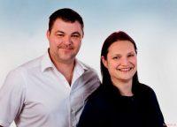 Markus und Monica Kollecker, Foto Kollecker