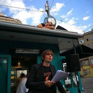 Literaturpreis Ohrenschmaus, 19.06.2018, Foto Huberta Kun