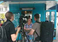 ARD/RBB TV beim LEO